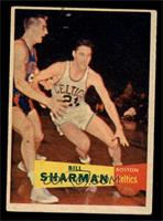 Bill Sharman [EX]
