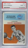 Dave Gambee [PSA 9 MINT]