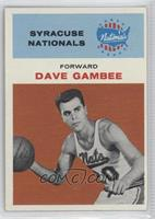 Dave Gambee [Poor to Fair]