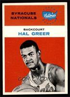Hal Greer [EXMT]