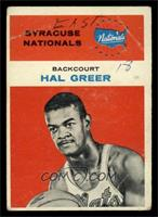 Hal Greer [FAIR]