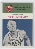 Rod Hundley