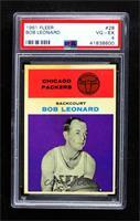 Bob Leonard [PSA4VG‑EX]
