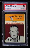 Clyde Lovellette [PSA7NM]