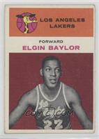 Elgin Baylor [PoortoFair]