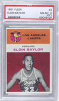Elgin Baylor [PSA 8 NM‑MT (OC)]