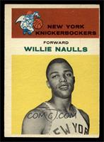 Willie Naulls [VG]