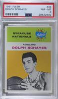 Dolph Schayes [PSA 8 NM‑MT]