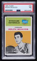 Dolph Schayes [PSA7NM]