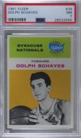 Dolph Schayes [PSA 7 NM]