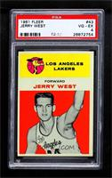Jerry West [PSA 4 VG‑EX]