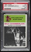 Wilt Chamberlain [PSA9MINT(OC)]