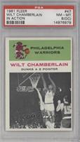 Wilt Chamberlain [PSA8(OC)]