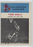 Tom Gola [GoodtoVG‑EX]