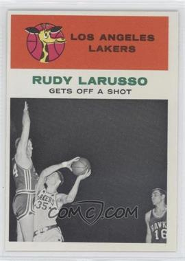 1961-62 Fleer - [Base] #57 - Rudy LaRusso