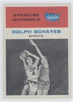 Dolph Schayes [Altered]