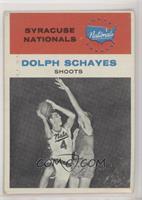 Dolph Schayes [GoodtoVG‑EX]