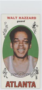 1969-70 Topps - [Base] #27 - Walt Hazzard