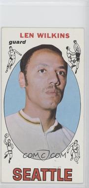 1969-70 Topps - [Base] #44 - Len Wilkens