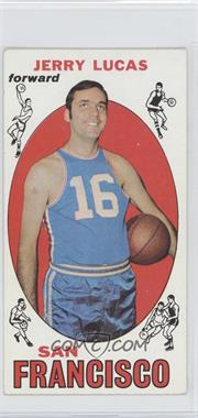 1969-70 Topps - [Base] #45 - Jerry Lucas