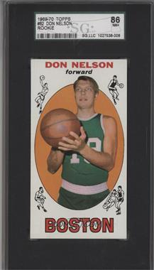 1969-70 Topps - [Base] #82 - Don Nelson [SGC86NM+7.5] - Courtesy of COMC.com