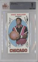 Chet Walker [BVG 9 MINT]