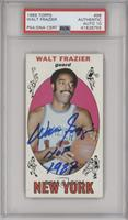Walt Frazier [PSA/DNA Certified Encased]