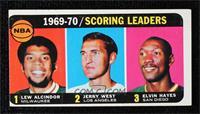 Kareem Abdul-Jabbar, Jerry West, Elvin Hayes [NoneGoodtoVG…