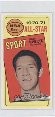 1970-71 Topps - [Base] #112 - John Havlicek