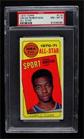 NBA East All-Star (Oscar Robertson) [PSA8NM‑MT]