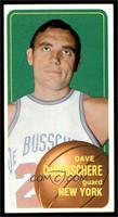 Dave DeBusschere [EX]