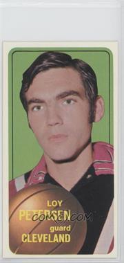 1970-71 Topps - [Base] #153 - Loy Petersen