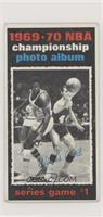 1969-70 NBA Championship (Game 1) [PoortoFair]