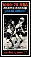 1969-70 NBA Championship (Game 1) [EX]