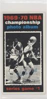 1969-70 NBA Championship (Game 1) [GoodtoVG‑EX]