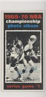 Willis Reed (Jerry West also pictured)
