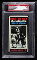 1969-70 NBA Championship (Game 2) [PSA7NM]