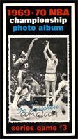 1969-70 NBA Championship (Game 3) [VG]