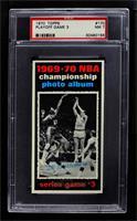 1969-70 NBA Championship (Game 3) [PSA7NM]
