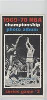 1969-70 NBA Championship (Game 3)