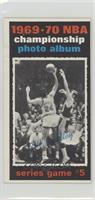 1969-70 NBA Championship (Game 5) [GoodtoVG‑EX]