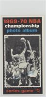 1969-70 NBA Championship (Game 5)