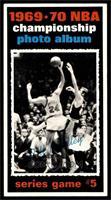 1969-70 NBA Championship (Game 5) [EX]