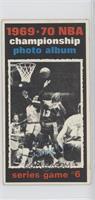 1969-70 NBA Championship (Game 6) [GoodtoVG‑EX]