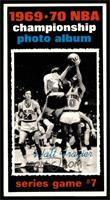 1969-70 NBA Championship (Game 7) [EXMT]