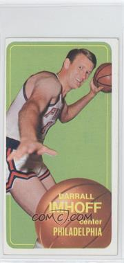 1970-71 Topps - [Base] #57 - Darrall Imhoff