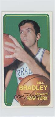 1970-71 Topps - [Base] #7 - Bill Bradley