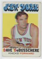 Dave DeBusschere [PoortoFair]