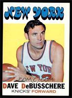 Dave DeBusschere [GOOD]