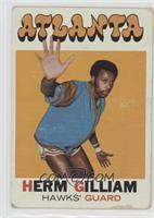 Herm Gilliam [Poor]